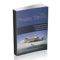 Presto Traffic: 15 minutes Per Week for Free Unlimited Traffic to Your Site